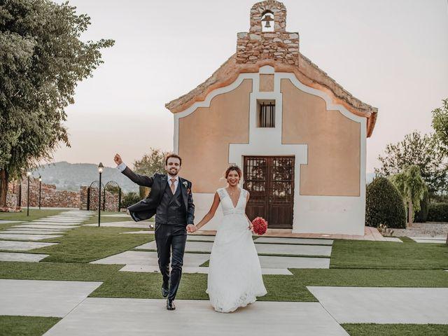 La boda de Javier y Maria en Castelló/castellón De La Plana, Castellón 104
