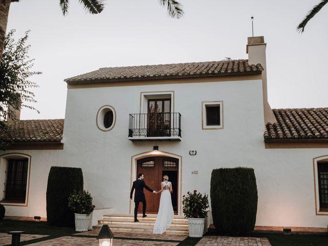 La boda de Javier y Maria en Castelló/castellón De La Plana, Castellón 105
