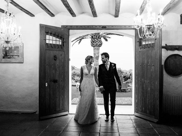 La boda de Javier y Maria en Castelló/castellón De La Plana, Castellón 106