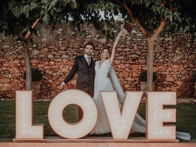 La boda de Javier y Maria en Castelló/castellón De La Plana, Castellón 112