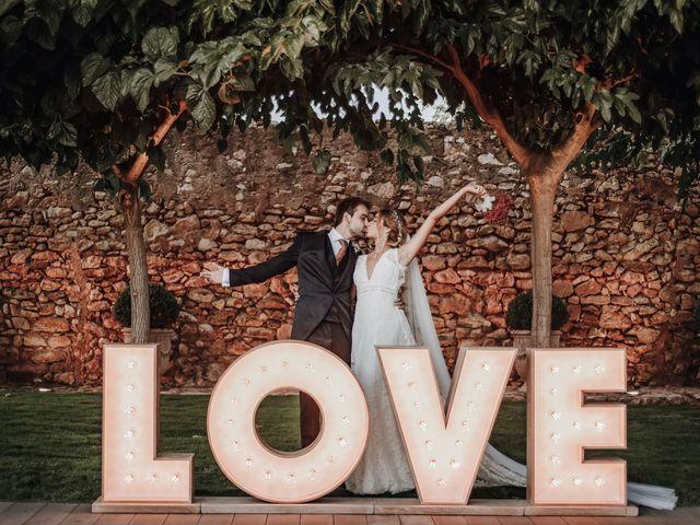 La boda de Javier y Maria en Castelló/castellón De La Plana, Castellón 113
