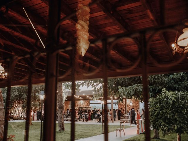 La boda de Javier y Maria en Castelló/castellón De La Plana, Castellón 115