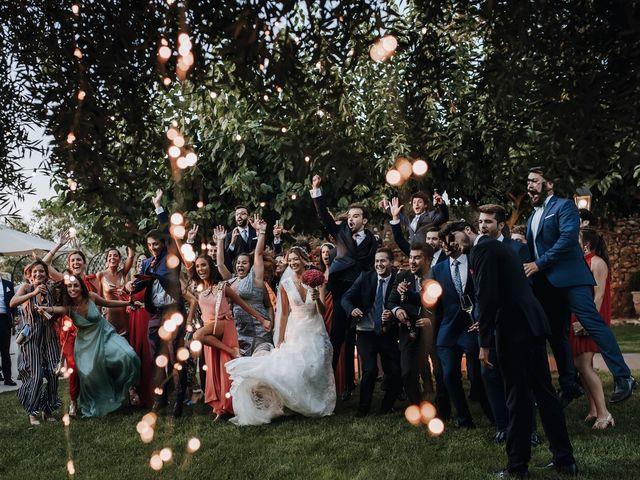 La boda de Javier y Maria en Castelló/castellón De La Plana, Castellón 119
