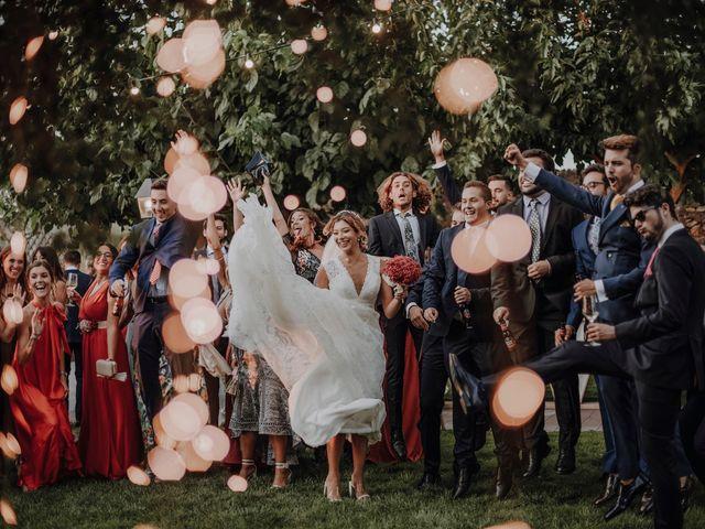 La boda de Javier y Maria en Castelló/castellón De La Plana, Castellón 125