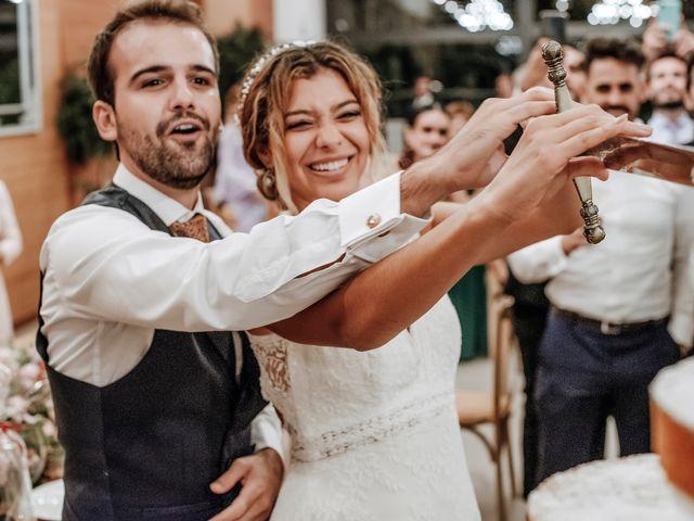 La boda de Javier y Maria en Castelló/castellón De La Plana, Castellón 135