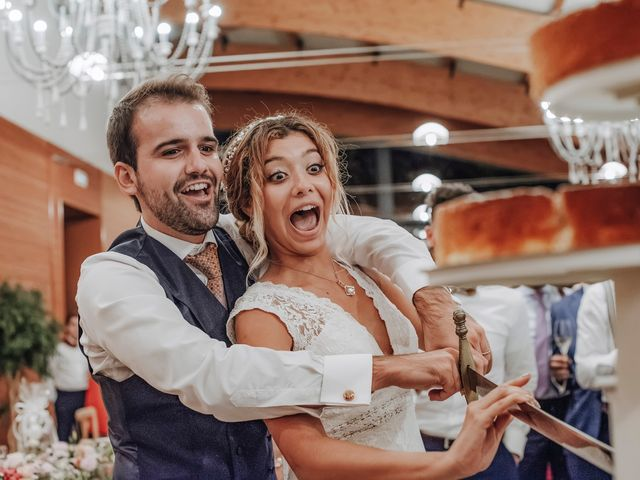 La boda de Javier y Maria en Castelló/castellón De La Plana, Castellón 138