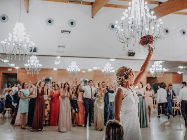 La boda de Javier y Maria en Castelló/castellón De La Plana, Castellón 139