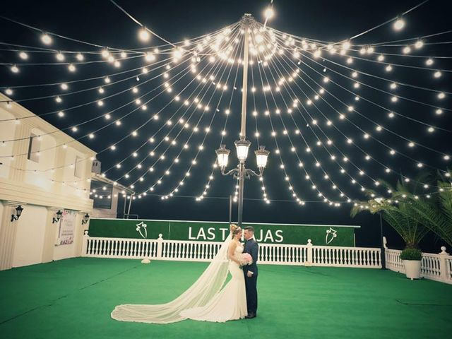 La boda de Francis y Desi en Alhaurin De La Torre, Málaga 7