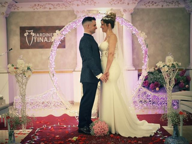 La boda de Francis y Desi en Alhaurin De La Torre, Málaga 8