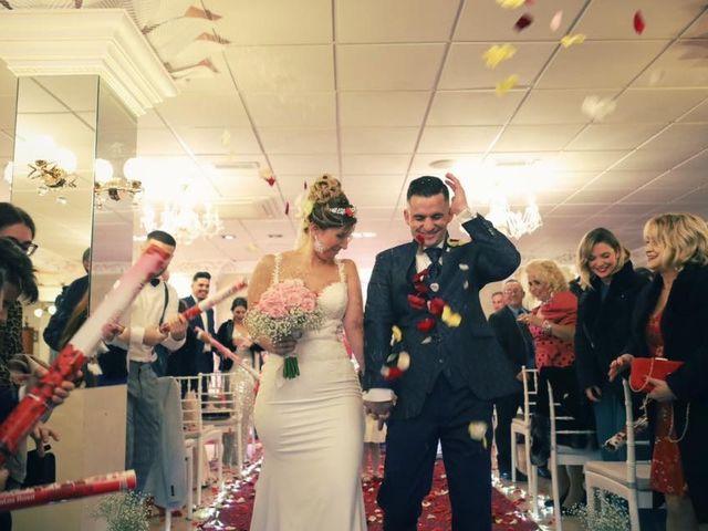 La boda de Francis y Desi en Alhaurin De La Torre, Málaga 9