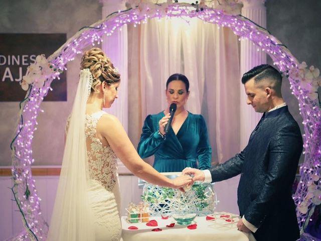 La boda de Francis y Desi en Alhaurin De La Torre, Málaga 11