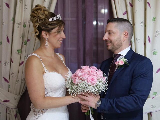 La boda de Francis y Desi en Alhaurin De La Torre, Málaga 19