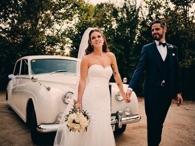 La boda de Marta y Anthony