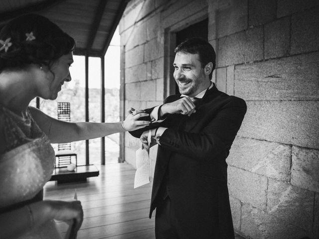 La boda de Santi y Ana en Ferrol, A Coruña 51