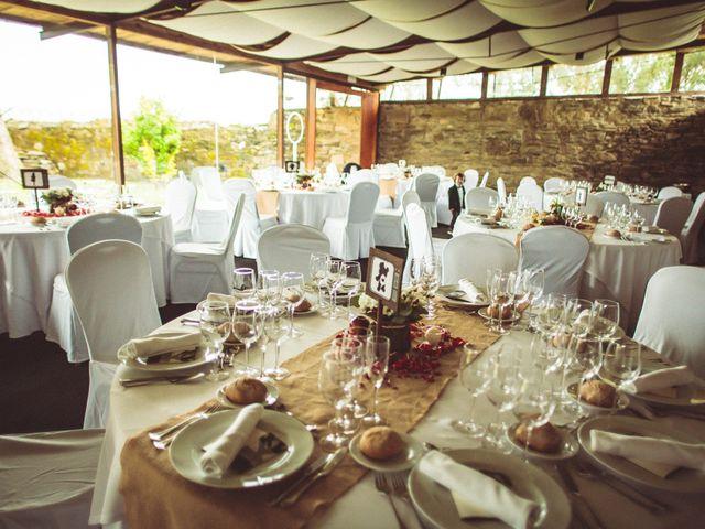 La boda de Santi y Ana en Ferrol, A Coruña 57