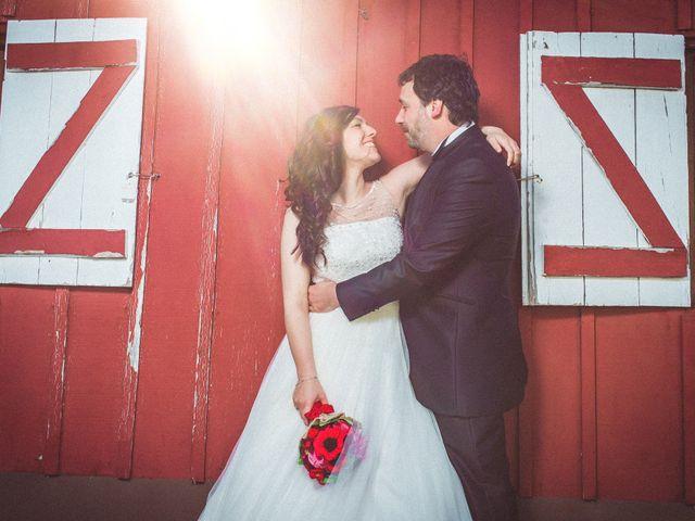 La boda de Santi y Ana en Ferrol, A Coruña 70