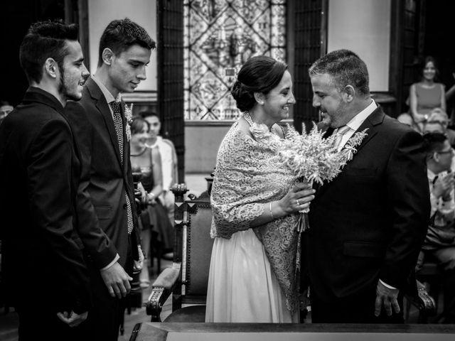 La boda de Quim y Rosi en Terrassa, Barcelona 1