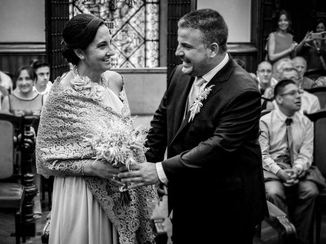La boda de Quim y Rosi en Terrassa, Barcelona 2
