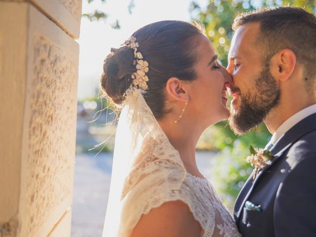 La boda de Ale y Ana en Ronda, Málaga 2
