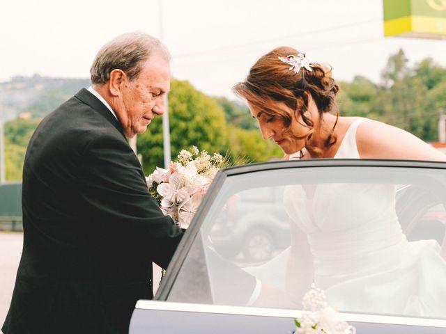 La boda de Fran y Paula en Amandi, Asturias 27