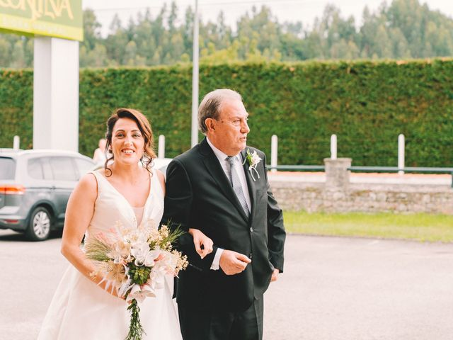 La boda de Fran y Paula en Amandi, Asturias 28