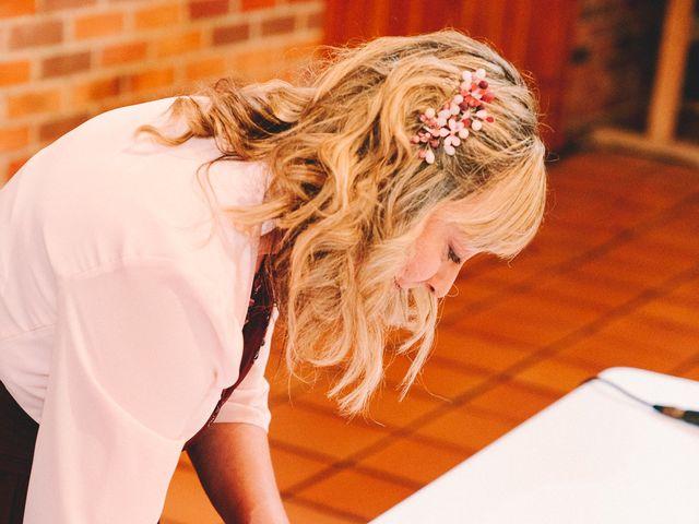 La boda de Fran y Paula en Amandi, Asturias 43