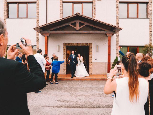 La boda de Fran y Paula en Amandi, Asturias 61
