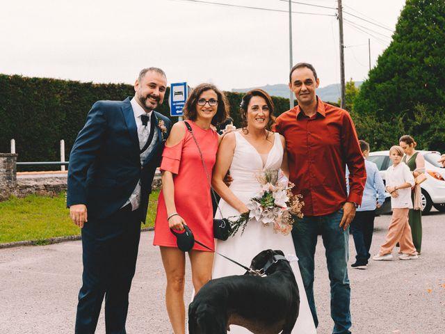 La boda de Fran y Paula en Amandi, Asturias 67