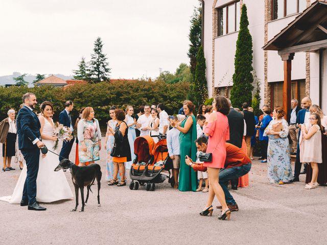 La boda de Fran y Paula en Amandi, Asturias 68