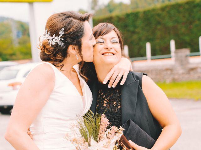 La boda de Fran y Paula en Amandi, Asturias 69