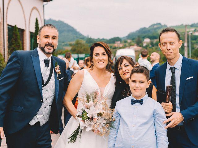 La boda de Fran y Paula en Amandi, Asturias 70
