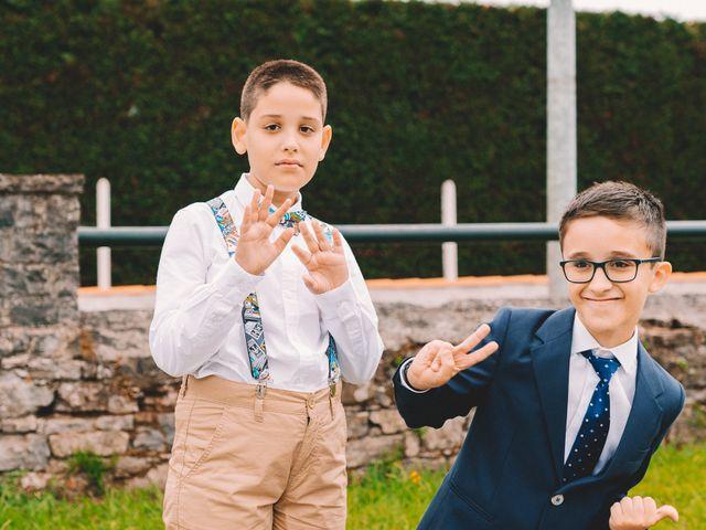 La boda de Fran y Paula en Amandi, Asturias 71
