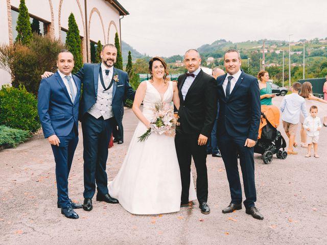 La boda de Fran y Paula en Amandi, Asturias 72