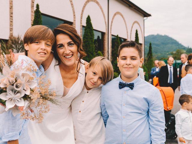 La boda de Fran y Paula en Amandi, Asturias 74