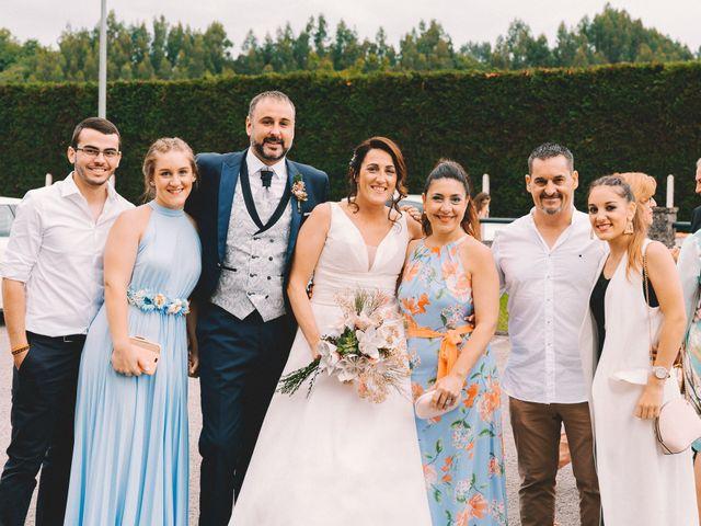 La boda de Fran y Paula en Amandi, Asturias 76