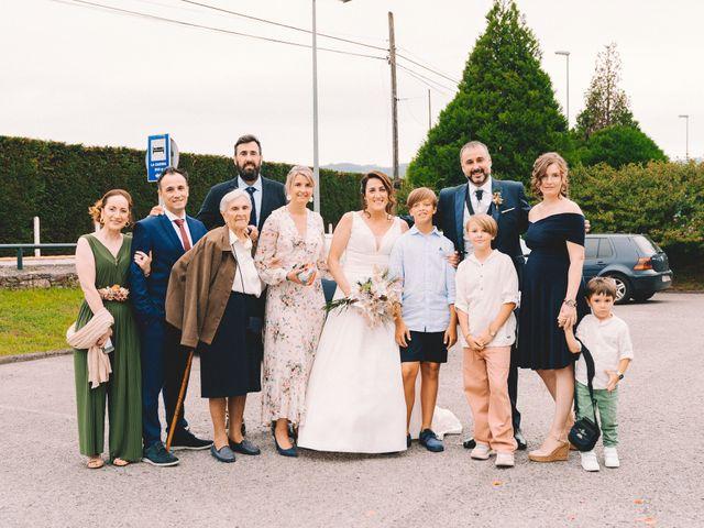 La boda de Fran y Paula en Amandi, Asturias 77