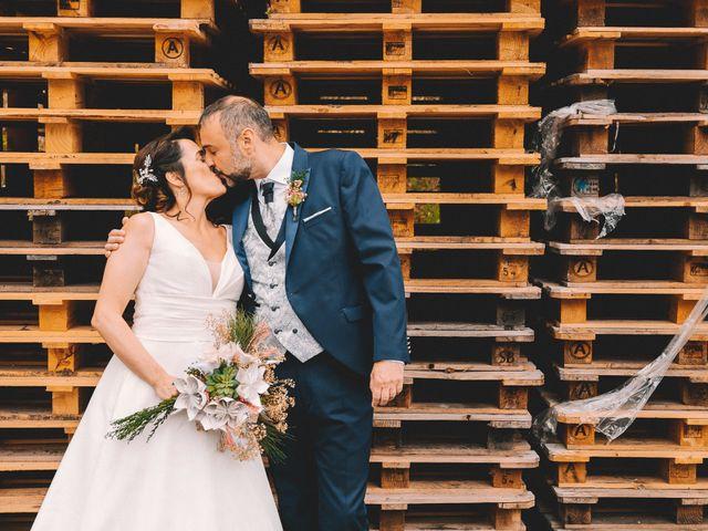 La boda de Fran y Paula en Amandi, Asturias 81