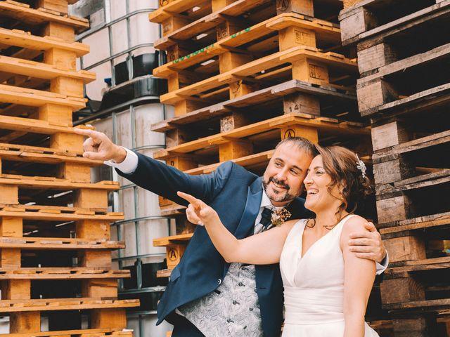 La boda de Fran y Paula en Amandi, Asturias 83