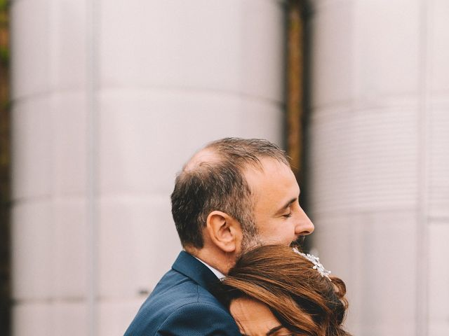 La boda de Fran y Paula en Amandi, Asturias 87