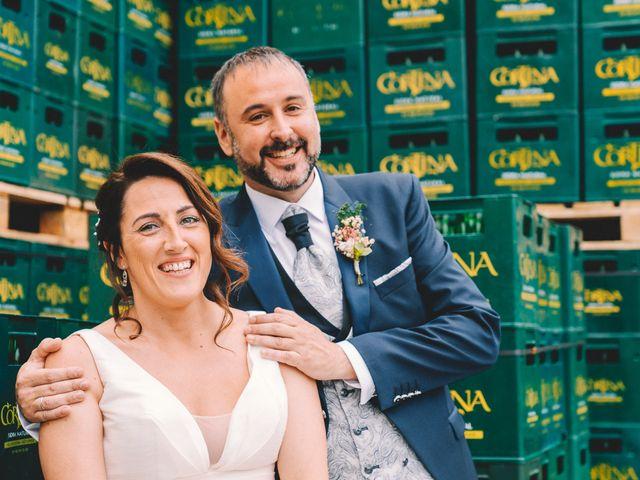 La boda de Fran y Paula en Amandi, Asturias 89