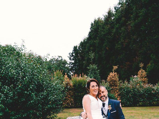 La boda de Fran y Paula en Amandi, Asturias 92