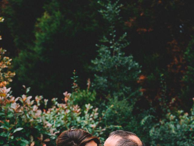 La boda de Fran y Paula en Amandi, Asturias 95
