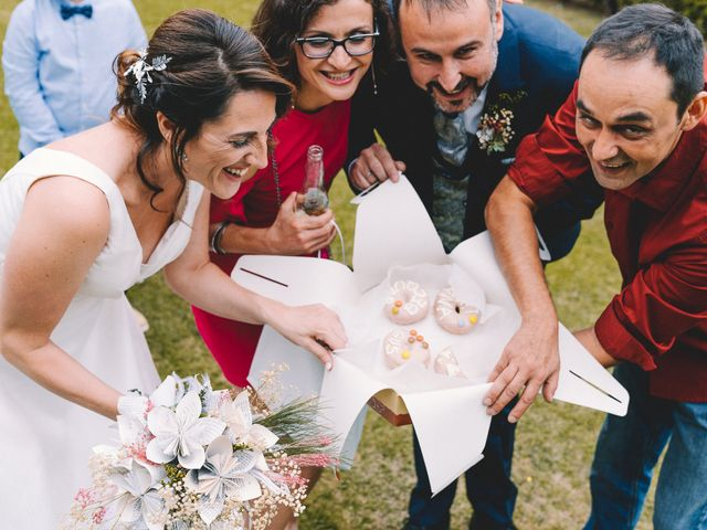 La boda de Fran y Paula en Amandi, Asturias 110