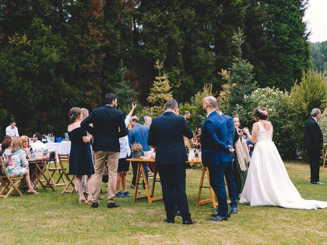 La boda de Fran y Paula en Amandi, Asturias 117