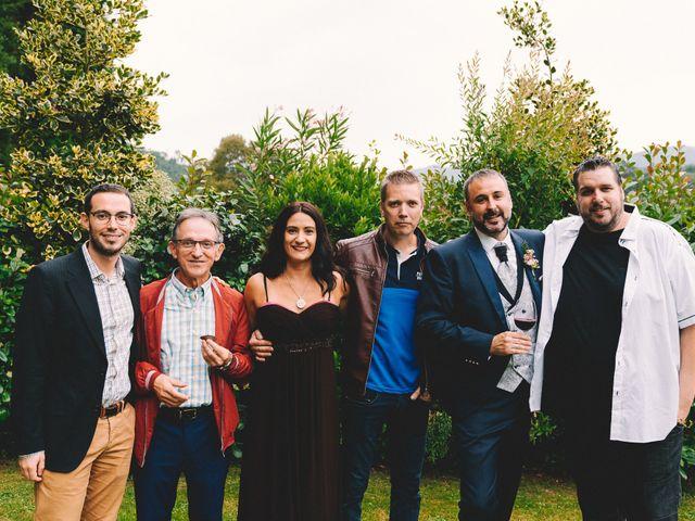 La boda de Fran y Paula en Amandi, Asturias 120