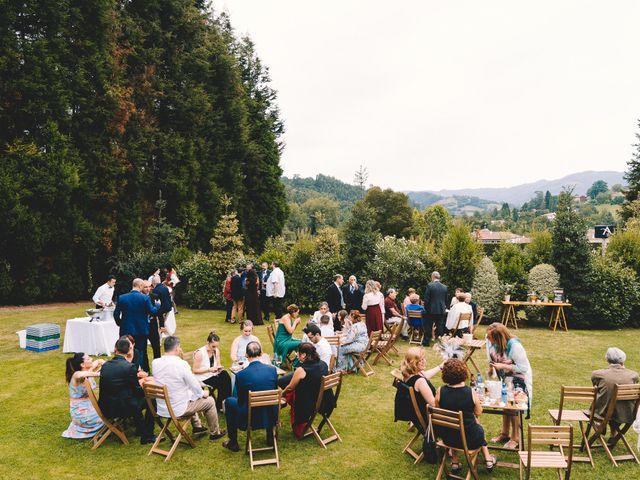 La boda de Fran y Paula en Amandi, Asturias 125