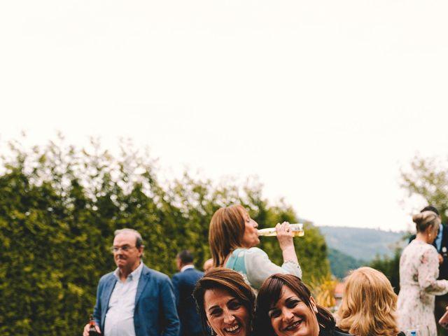 La boda de Fran y Paula en Amandi, Asturias 127