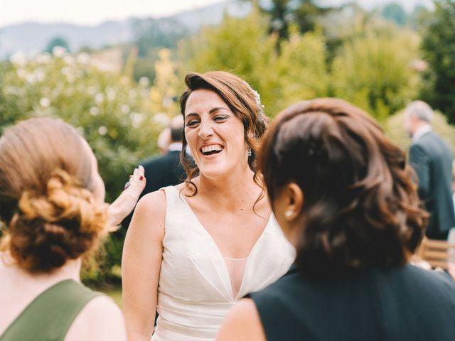 La boda de Fran y Paula en Amandi, Asturias 134