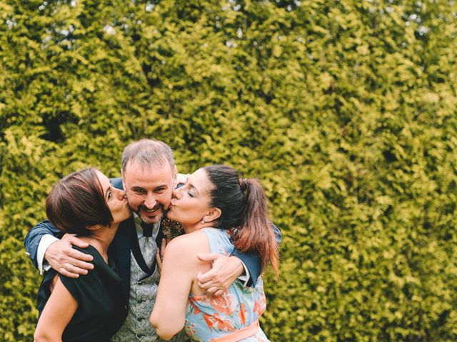 La boda de Fran y Paula en Amandi, Asturias 137