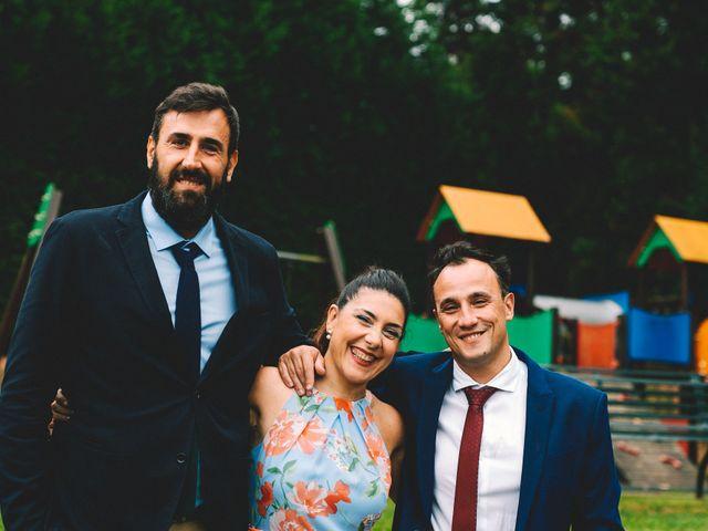 La boda de Fran y Paula en Amandi, Asturias 139